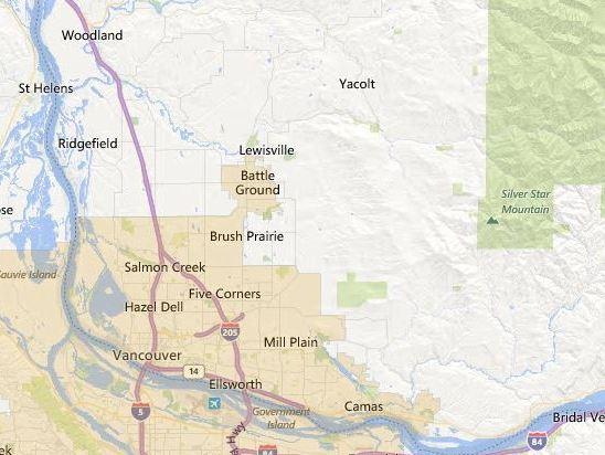 USDA Zero Down Loans In Clark County WA Usda Rural Housing Map on usda rural zone map, usda eligibility map of wisconsin, usda eligible area map,