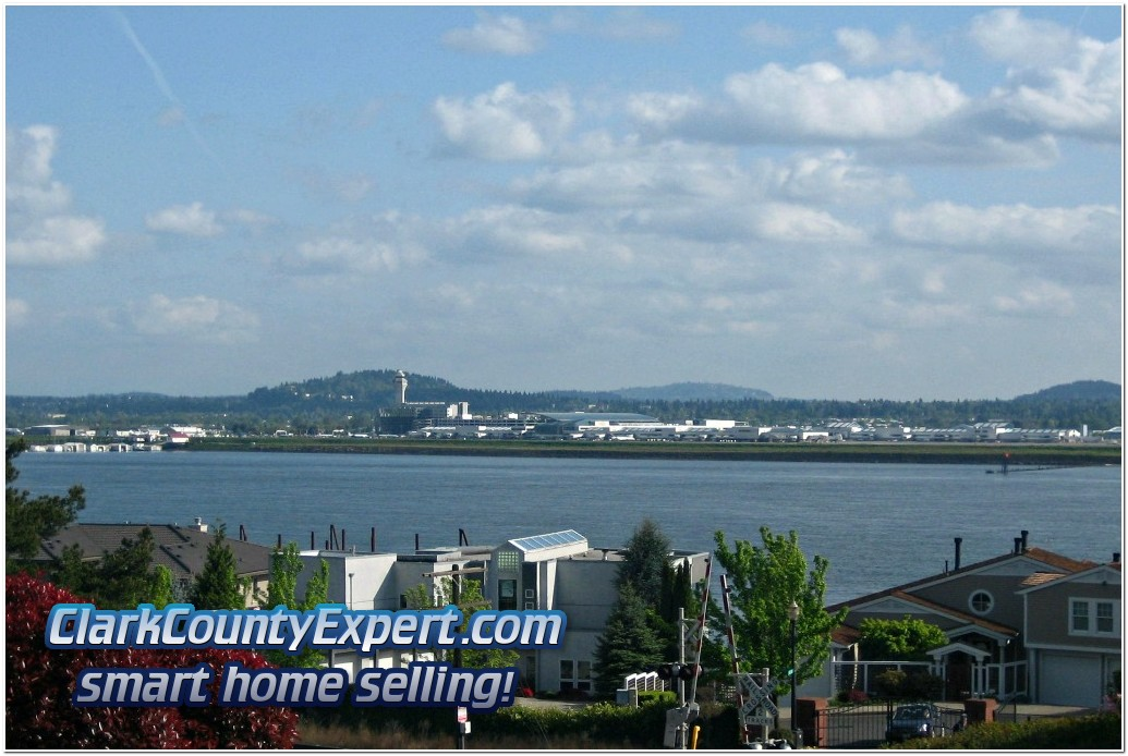 Luxury Columbia River Waterfront Homes at Topper Landing Vancouver WA