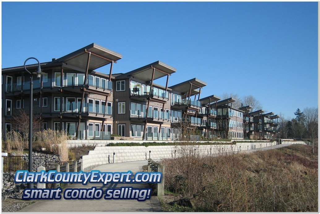 Columbia River Luxury Waterfront Condos at Tha Sahalie SE Columbia Way Vancouver WA
