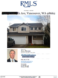 Online Home Valuation - Free Home Market Valuation Vancouver WA