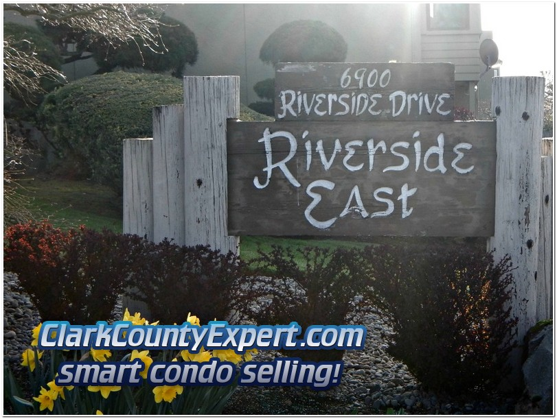 Luxury Columbia River View Condos at Riverside East, Vancouver WA