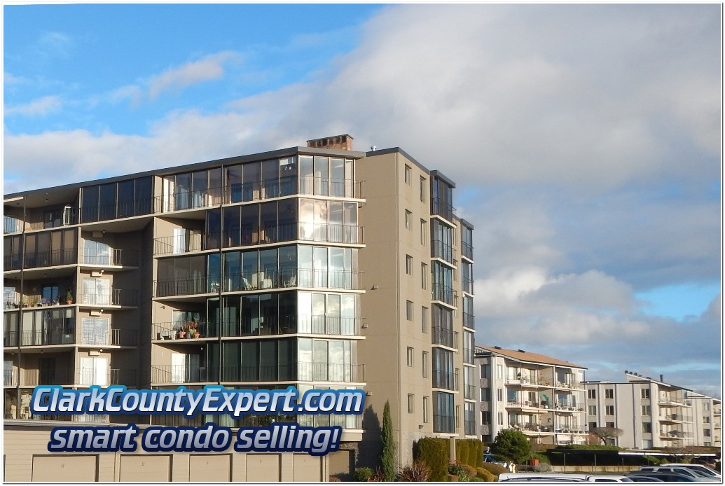 Riverview Condos at Shorewood West and Shorewood East Vancouver WA