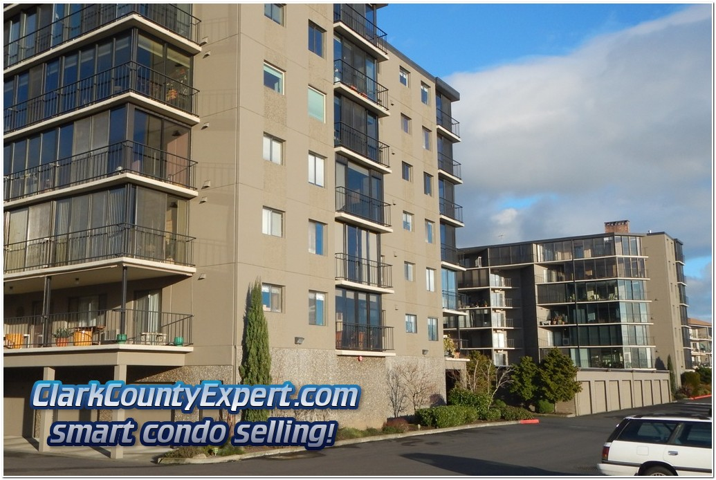 Condos at Shorewood West 5535 E Evergreen Blvd & 5545 E Evergreen Blvd, Vancouver WA