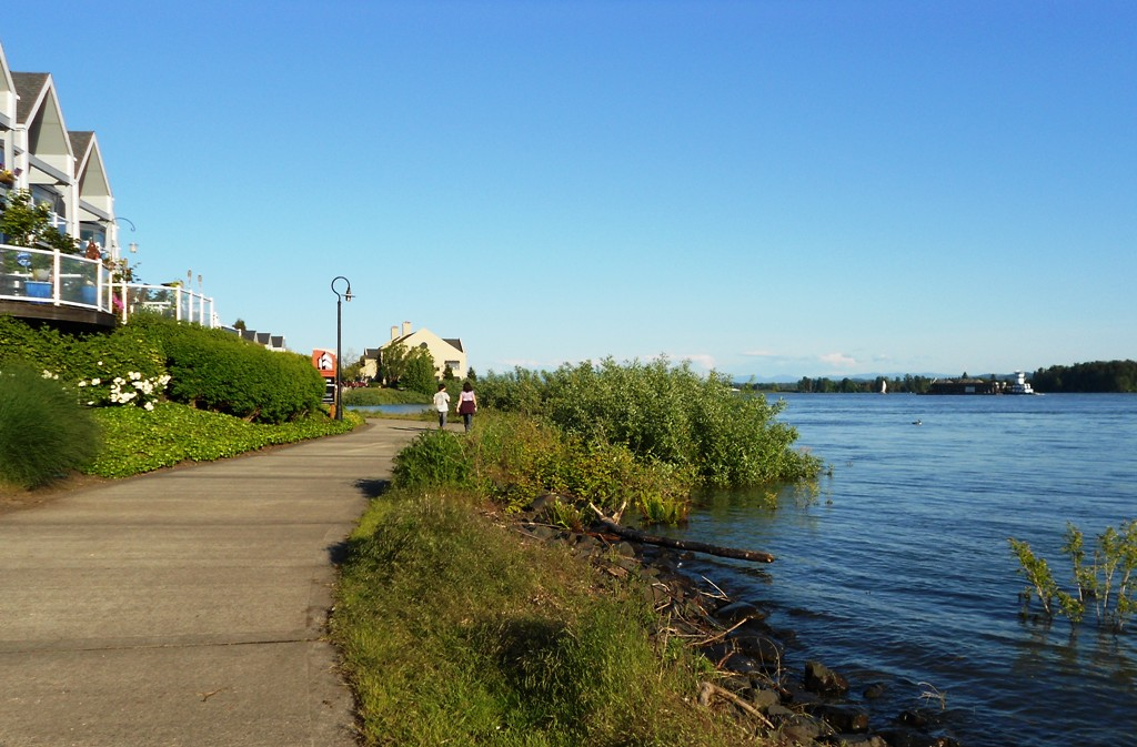 Condos for sale at the Columbia River Waterfront in Vancouver WA