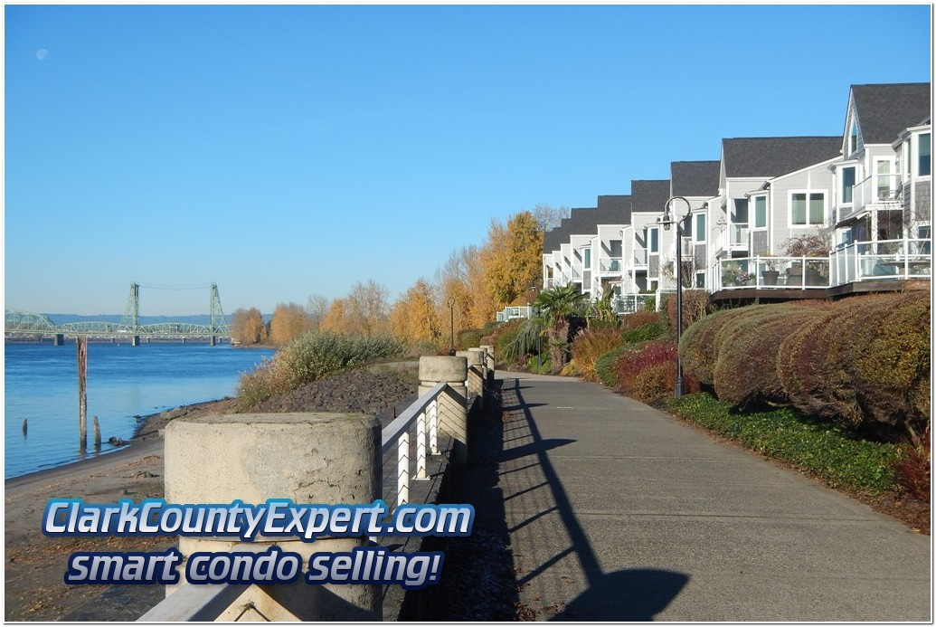 Waterfront Condos in Vancouver WA