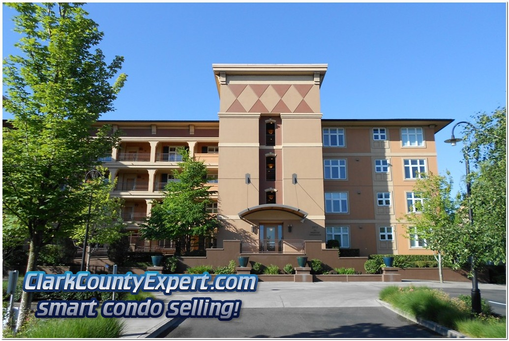 Luxury Waterfront Condos at the Meriwether in Vancouver WA